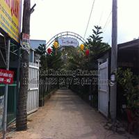 Mái Che Bạt Xếp-Tại Trung Hoa Quán 1 (ĐC: 41 Hoàng Diệu, P Tân An, T Xã LaGi, Bình Thuận)