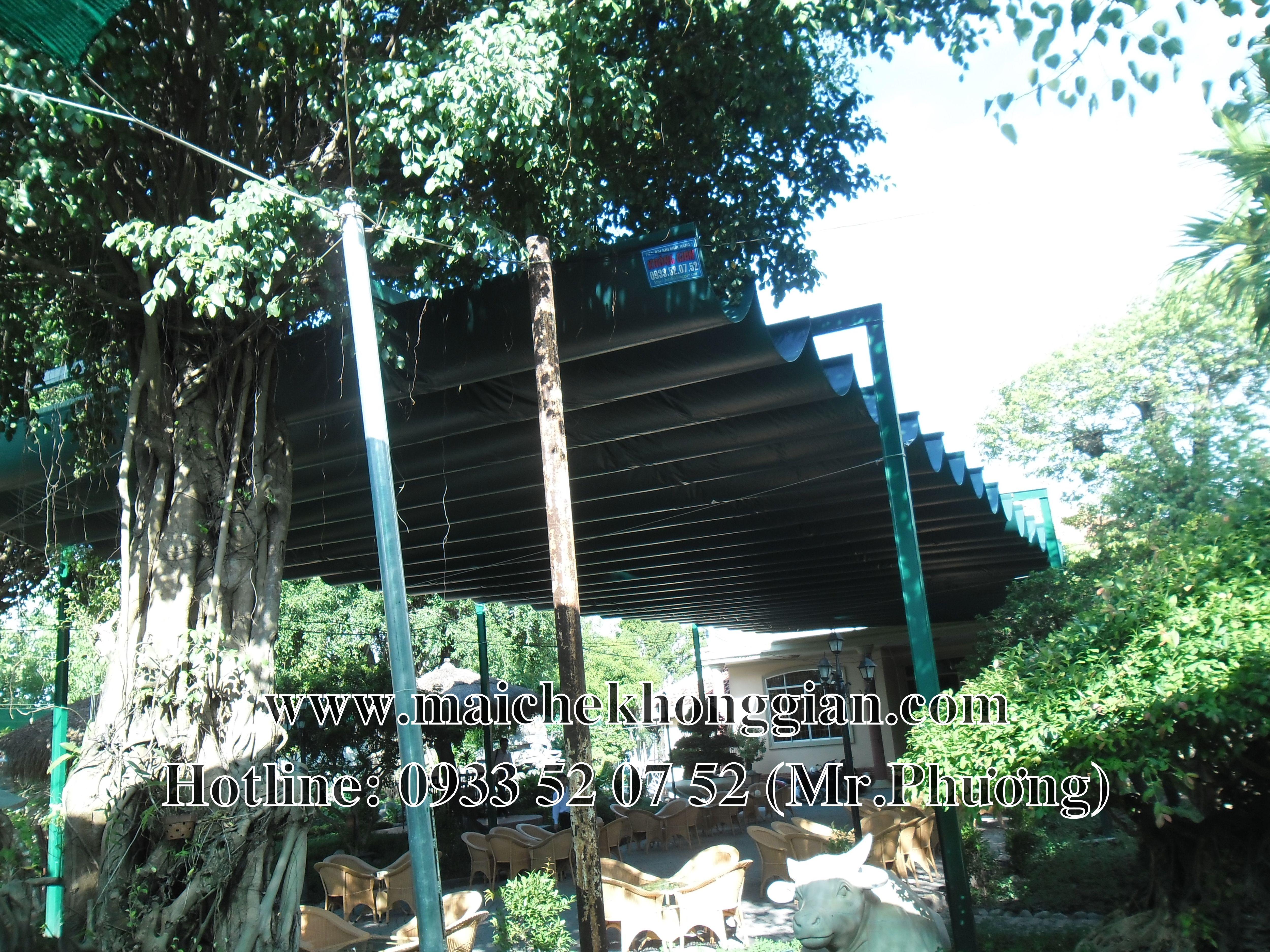 Mái che thẩm mỹ Thủ Thừa Long An