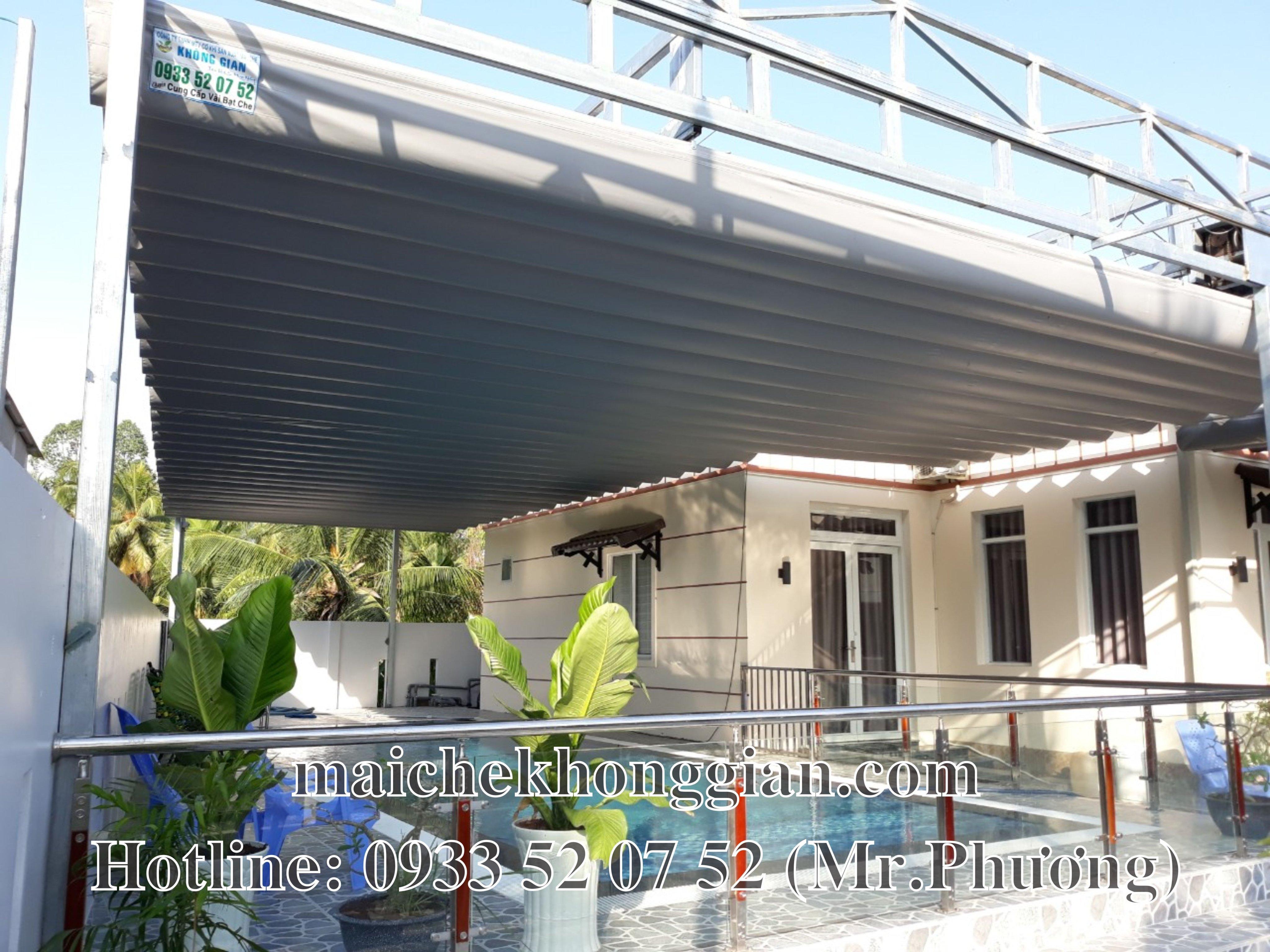 Mái Che Hồ Bơi Cai Lậy Tiền Giang
