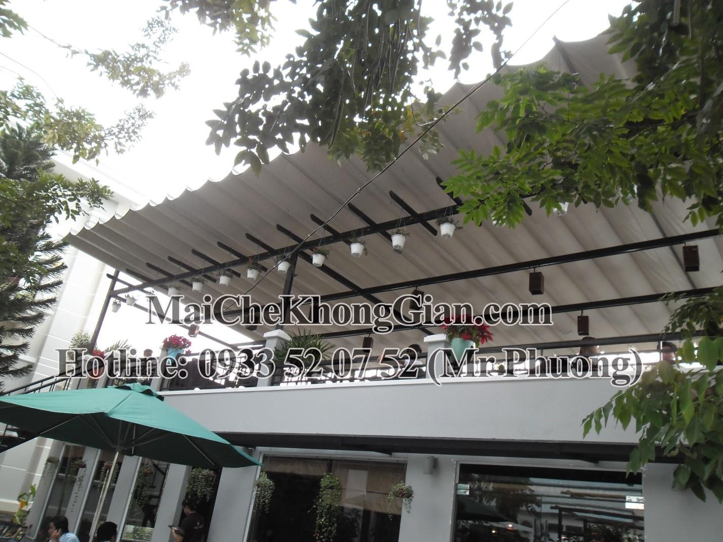 Mái che Tại  Tiền Giang