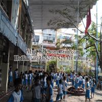 Mái Che, Mái Che Bạt Xếp-Trường Học Tô Vĩnh Diện. 24 Vũ Tùng, Phường 1, Quận Bình Thạnh, TP Hồ Chí Minh