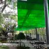 Công trình: Mái Che, Mái Che Bạt Xếp - tại Căn Ngôi Biệt Thự gia đình anh Khải.